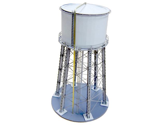 Nゲージ給水塔