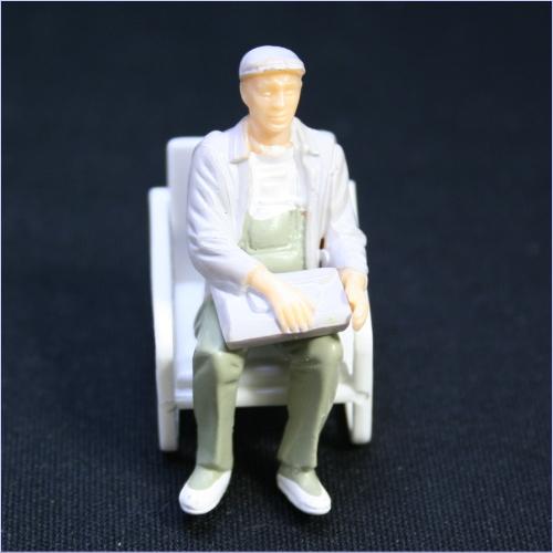 模型の椅子