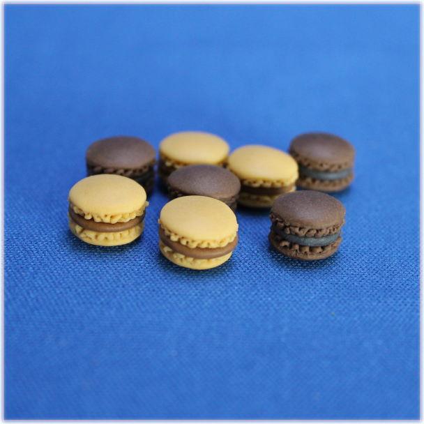 チョコクリームサンドクッキー玩具ミニチュア