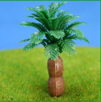 建築模型椰子