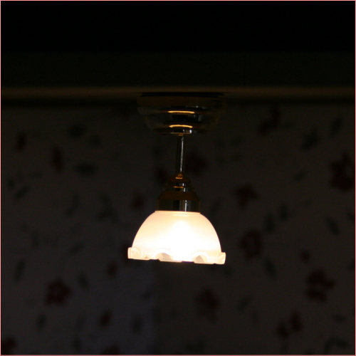 ドールハウス用電飾