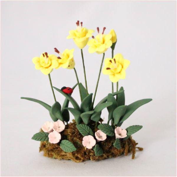 ミニチュア花束