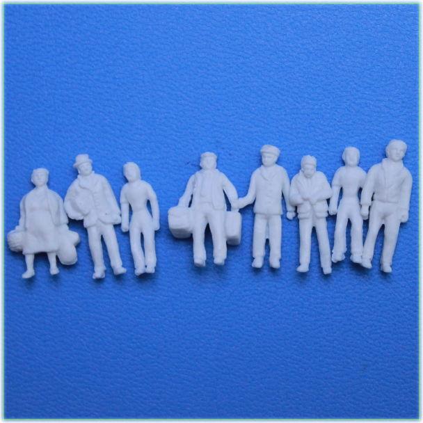 1/100人体模型