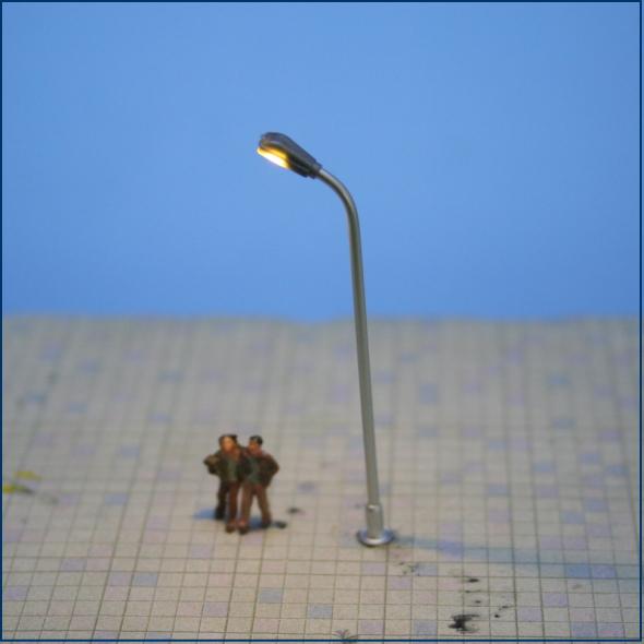 LED模型街灯
