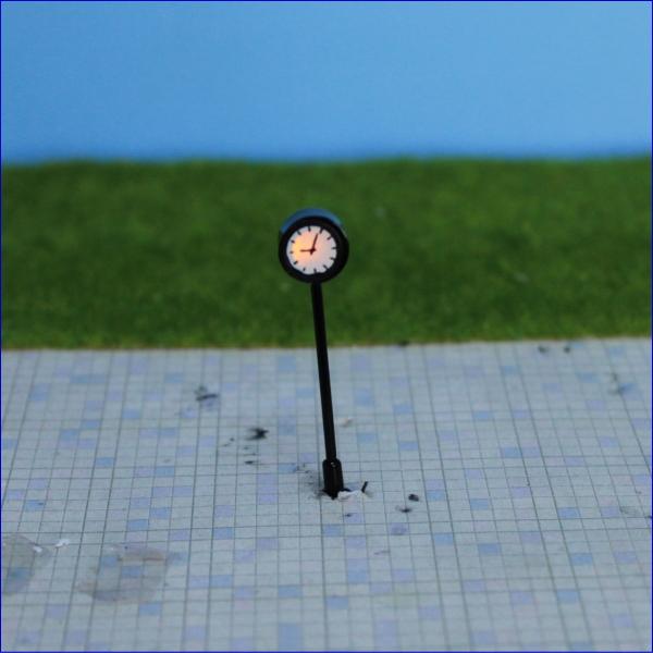 マンション模型LED