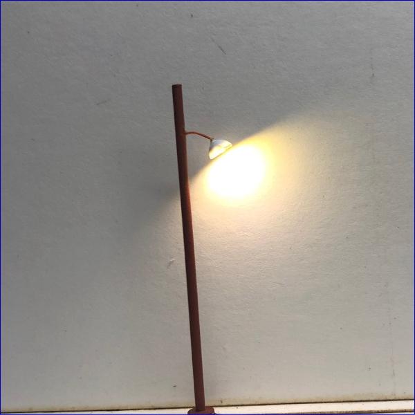 LED街灯ミニチュア