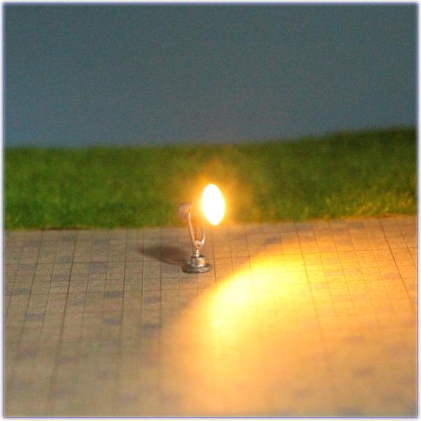 LED鉄道模型