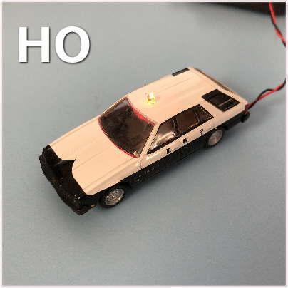 LEDミニカー