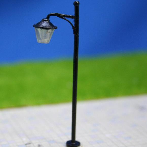 模型LED街路灯
