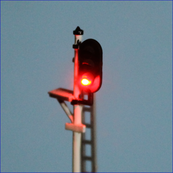 鉄道模型用信号機