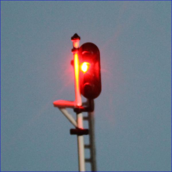 Nゲージ用信号機