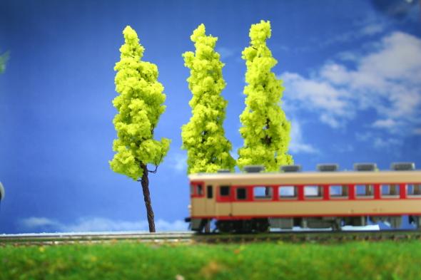 樹木模型 HOゲージ