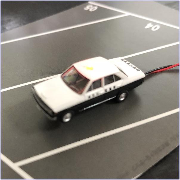LEDパトカー