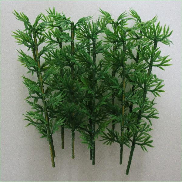 竹 樹木模型 100mm 10本セット