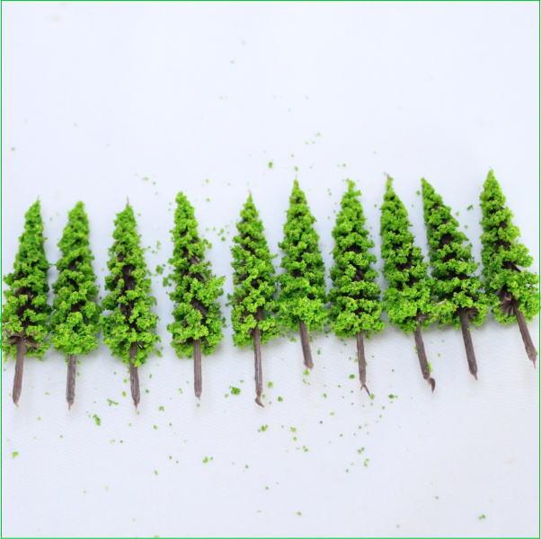 植栽の模型