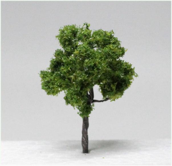 広葉樹深緑