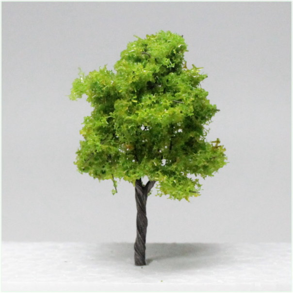 広葉樹黄緑