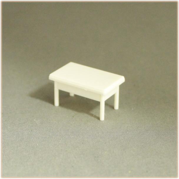 テーブルセット模型