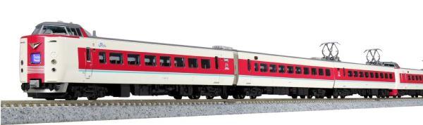 KATO カトー 381系「ゆったりやくも」(ノーマル編成) 7両セット 10-1452【Nゲージ】【鉄道模型】【車両】【セット品】
