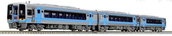 KATO カトー JR四国2000系 3両セット  10-1504【Nゲージ】【鉄道模型】【車両】【セット品】