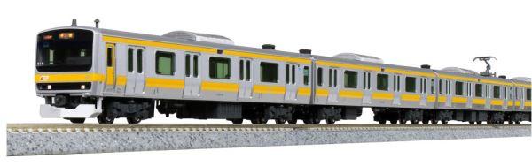 KATO カトー E231系0番台 中央・総武緩行線 6両基本セット  10-1520【Nゲージ】【鉄道模型】【車両】【セット品】
