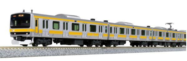 KATO カトー E231系0番台 中央・総武緩行線 4両増結セット  10-1521【Nゲージ】【鉄道模型】【車両】【セット品】