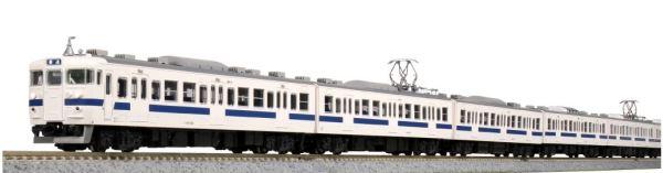 KATO カトー 415系 (常磐線・新色) 7両基本セット  10-1535【Nゲージ】【鉄道模型】【車両】【セット品】
