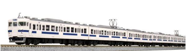 KATO カトー 415系 (常磐線・新色) 4両増結セット 10-1536【Nゲージ】【鉄道模型】【車両】【セット品】