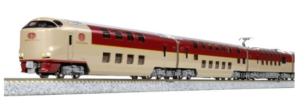 KATO カトー 285系0番台<サンライズエクスプレス> (パンタグラフ増設編成)7両セット 10-1564【Nゲージ】【鉄道模型】【車両】【セット品】