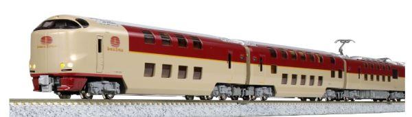 KATO カトー 285系3000番台<サンライズエクスプレス>(パンタグラフ増設編成) 7両セット 10-1565【Nゲージ】【鉄道模型】【車両】【セット品】