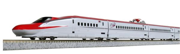 KATO カトー E6系新幹線「こまち」 基本セット(3両)  10-1566【Nゲージ】【鉄道模型】【車両】【セット品】