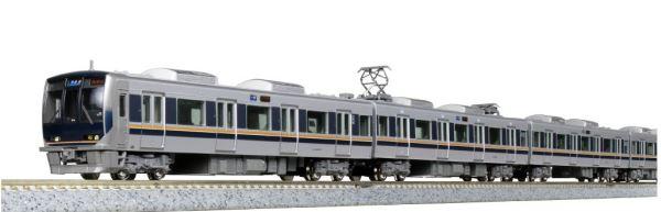 KATO カトー 321系 JR京都・神戸・東西線 増結セット(4両) 10-1575【Nゲージ】【鉄道模型】【車両】【セット品】