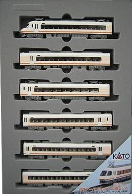 KATO カトー 近畿日本鉄道21000系アーバンライナー6両セット  10-162【Nゲージ】【鉄道模型】【車両】【セット品】