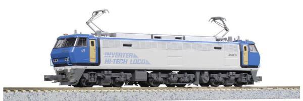 KATO カトー EF200(登場時塗装)  3036-2【Nゲージ】【鉄道模型】【車両】
