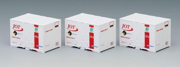 TOMIX トミックス 私有 UR19A-15000形コンテナ(日本石油輸送・レッド・3個入) 3167【Nゲージ 】【鉄道模型】【車両】