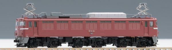 TOMIX トミックス 国鉄 EF81形電気機関車(ローズ)  7121【Nゲージ 】【鉄道模型】【車両】