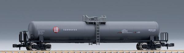 TOMIX トミックス 私有貨車 タキ25000形(日通商事)  8733【Nゲージ 】【鉄道模型】【車両】