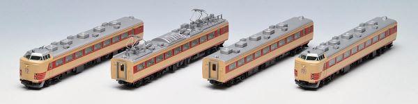 TOMIX トミックス 国鉄 485-200系特急電車基本セット 92425【Nゲージ 】【鉄道模型】【車両】