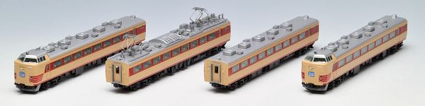 TOMIX トミックス 国鉄 485-300系特急電車基本セット 92426【Nゲージ 】【鉄道模型】【車両】