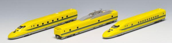 TOMIX トミックス JR 923形新幹線電気軌道総合試験車(ドクターイエロー)基本(3両)+増結(4両)92429 92430【Nゲージ 】【セット品】