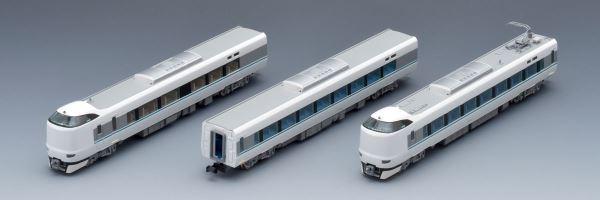 TOMIX トミックス JR 287系特急電車(くろしお)基本セットA 92472【Nゲージ 】【鉄道模型】【車両】