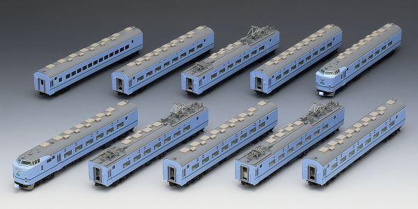【限定品】TOMIX トミックス JR 583系電車(きたぐに・JR西日本旧塗装)セット  97911【Nゲージ 】【鉄道模型】【車両】
