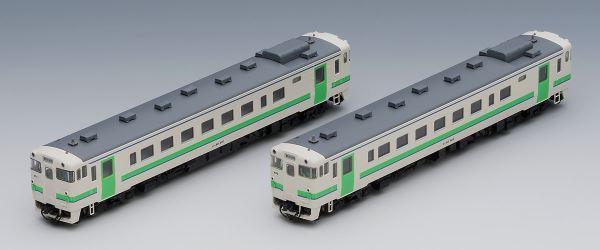 TOMIX トミックス JR キハ40-400形ディーゼルカー(札沼線)セット  98066【Nゲージ 】【鉄道模型】【車両】