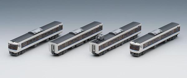 TOMIX トミックス JR 115-2000系近郊電車(JR西日本40N更新車・アイボリー)基本セット 98324【Nゲージ 】【鉄道模型】【車両】