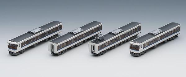 TOMIX トミックス JR 115-2000系近郊電車(JR西日本40N更新車・アイボリー)増結セット 98325【Nゲージ 】【鉄道模型】【車両】