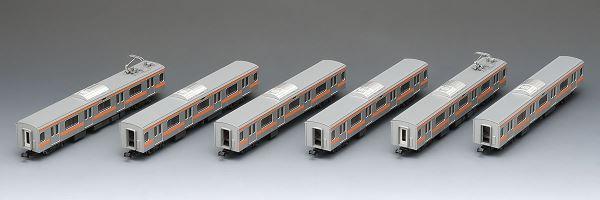 TOMIX トミックス JR 209-1000系通勤電車(中央線)増結セット 98335【Nゲージ 】【鉄道模型】【車両】