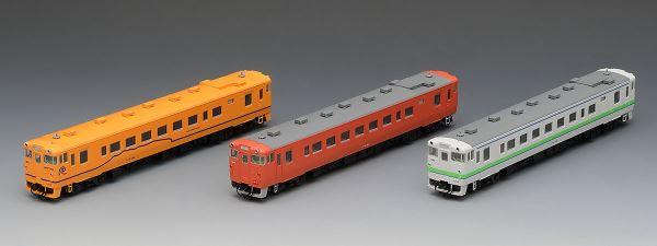 TOMIX トミックス 道南いさりび鉄道 キハ40 1700形ディーゼルカーセット 98336【Nゲージ 】【鉄道模型】【車両】