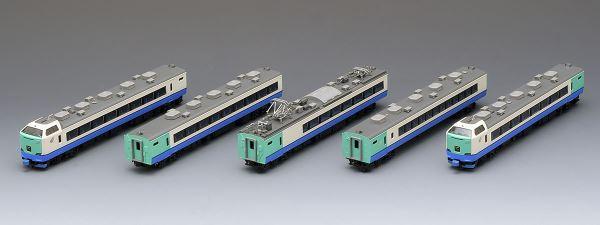 TOMIX トミックス JR 485-3000系特急電車(はくたか)基本(5両)+増結(4両)98337 98338【Nゲージ 】【セット品】