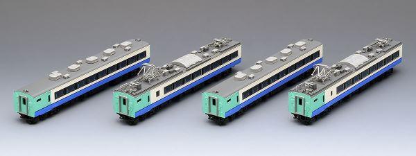 TOMIX トミックス JR 485-3000系特急電車(はくたか)増結セット 98338【Nゲージ 】【鉄道模型】【車両】
