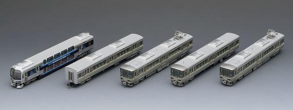 TOMIX トミックス JR 223-5000系・5000系近郊電車(マリンライナー)セットC  98339【Nゲージ 】【鉄道模型】【車両】